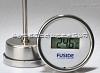 四位数字显示双金属温度计全不锈钢材质价格