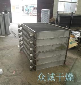 SRZ干燥機專用不銹鋼散熱器