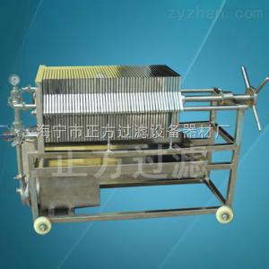 方型板框過濾器