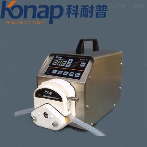 konap科耐普蠕動泵BT100-1J/YZ15經濟型精密電動衛生蠕動泵恒流泵