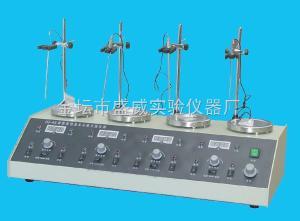 HJ-2A;4A型数显恒温多头磁力搅拌器图片