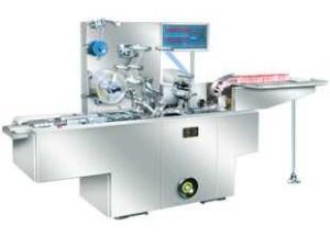 360型三維透明膜包裝機