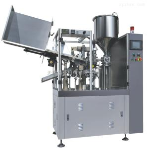 JGF無錫諾亞機械金屬軟管灌裝機