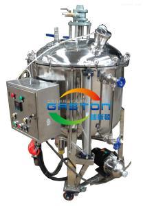不銹鋼加熱桶氣動防爆攪拌機