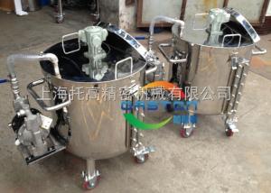 不銹鋼桶用防爆氣動攪拌機、油墨攪拌機