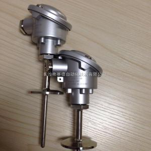 7107制藥行業50.5卡盤連接溫度變送器
