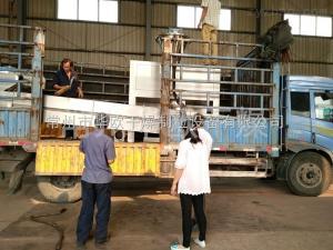 GZL-11小時產量在100公斤左右用GZL-1干法制粒機