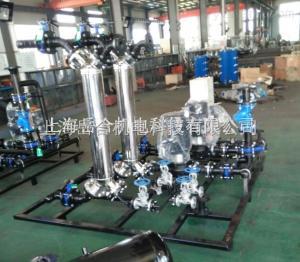 YH-KX螺旋纏繞換熱器 高效采暖換熱機組 節能