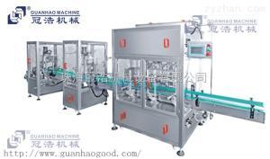 GH-05Y珠海市冠浩機械設備液體直線式灌裝機