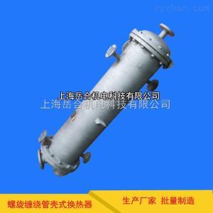 YH-KX-100采暖供暖专用高效螺旋缠绕换热机组