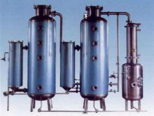 WZ II 500-2000系列双效浓缩器(能回收酒精)