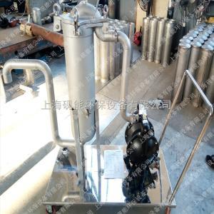 DLYP移動小推車袋式過濾器