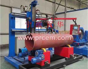 BHLM-1500龍門式管道自動焊機