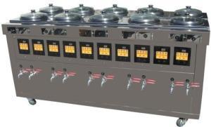 KNDJ-J型自動煎藥機(常溫單煎10個鍋)