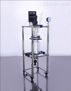 S212-5L河南双层玻璃反应釜