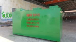 BSD博斯达医院污水处理装置质保价优