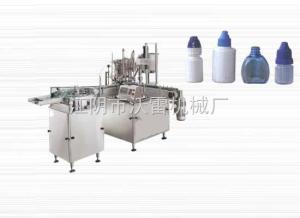 WL-GZD-1800滴耳液油灌装旋盖机