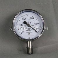 Y-60B/100B/150B全不锈钢压力表系列