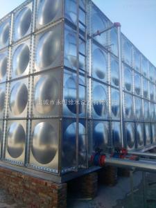 005不锈钢螺丝连接水箱,水箱模压块厂家
