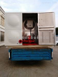 006不锈钢箱泵一体化水箱