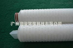 聚醚砜微孔膜折叠滤芯PES滤芯