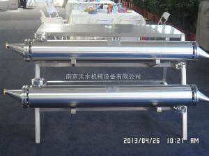 双管板换热器厂家