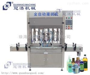 GH-RT-ZG珠海冠浩機械藥品灌裝機生產線