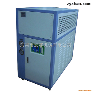 HS-0 工业5匹注塑低温冷却风冷式冷水机 注塑模具冷水机立式注塑机