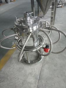 QLF-200圓盤式氣流粉碎設備