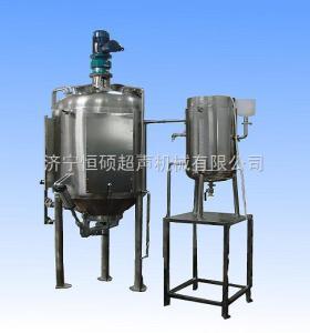 HSCT-G超声波中药提取罐价格/上海提取罐型号