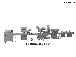 SL-120全自動裝瓶數粒生產線