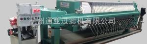 BYJ20-650-UB手动液压压滤机