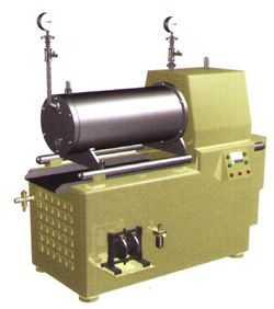 WS臥式密閉錐筒砂磨機