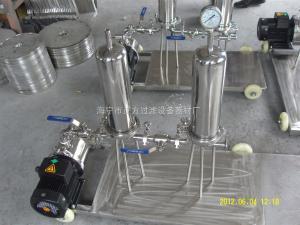 多级滤芯过滤器厂家