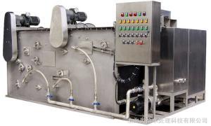 靜電植毛帶式壓濾機