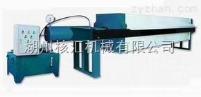 HVPF-型立式自動板框壓濾機