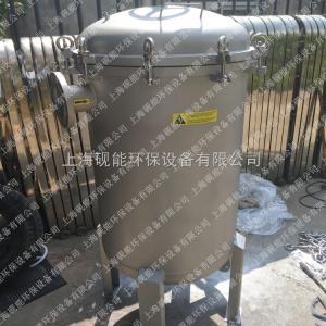 DL5.0平方多袋式過濾器,不銹鋼10袋式過濾機