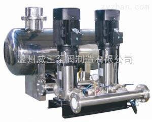 箱式无负压变频给水设备 稳压给水设备 无负压供水稳流罐