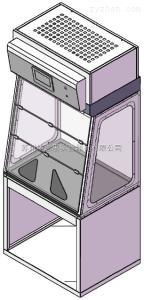 無管凈氣型通風柜參數BC-DS1000