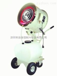 500MM手推式移動噴霧風扇 離心手推式噴霧風扇在