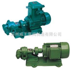 KCB不銹鋼齒輪泵生產廠家流量 揚程 參數