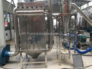 WFJ乳香超微粉碎机 配冷却系统 符合GMP标准