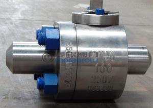Q61N雙相不銹鋼閥門,對焊式雙相不銹鋼球閥