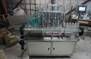 安徽浩悅全自動液體灌裝機