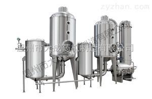 SJN-300-5000B 二效节能浓缩器(能酒精回收)供应-大成药机