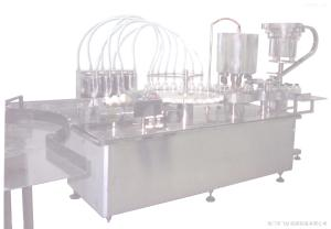 江蘇EGX-Y型膏劑灌裝機
