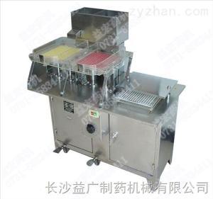 HLT-187半自动胶囊充填机厂家