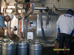18-20升液体灌装机 自动计量灌装机厂家直销【韩国凯士公司案例】