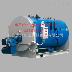 山東龍興熱水鍋爐廠家燃油熱水鍋爐