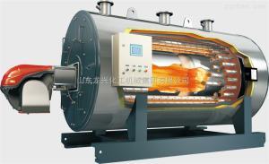 山東龍興鍋爐廠家燃油熱水鍋爐